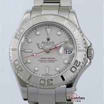 Rolex Yacht Master 168622 Papers Box Mid Size Serviced At Rsc...