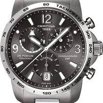 Certina DS Podium Chronograph GMT C001.639.44.087.00 Sportlich...