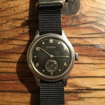 """Longines """"Sei Tacche"""" Stepped Case Reference 5402"""