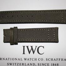IWC Army green 20mm watchband strap