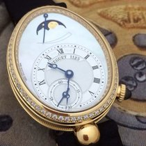 Breguet Reine De Naples 8908 Diamonds Lunar Phases 8908BA52864...
