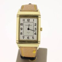 Jaeger-LeCoultre Reverso Classic 18KYellowGold (B&P1988)...