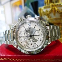 Omega Speedmaster Automatic Chronograph Steel Watch C. 1998...