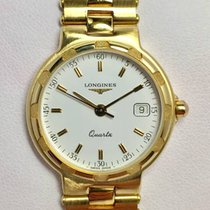Longines Conquest Ladies Watch GOLD 18 kt