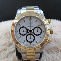 勞力士 (Rolex) 1991 ROLEX DAYTONA 16523 ORIGINAL WHITE INVERTED...