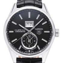 TAG Heuer Carrera Calibre 8 GMT Automatik 41 mm WAR5010.FC6266