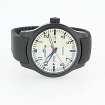 Fortis B-42 Nocturnal Day Date Black 655.18.12K