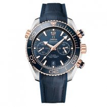 Omega SEAMASTER PLANET OCEAN 600M CO-AXIAL MASTER CHRONOMETE