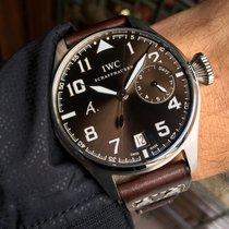 IWC Big Pilot's Watch Saint Exupéry