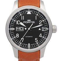 Fortis .. Aviatis F-43 Recon Big Day/Date NEW FULL SET