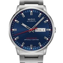 Mido Men's M0214311104100 Commander Auto Watch
