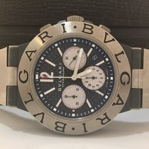 Bulgari Diagono Chrono Titanium 44mm Carbon Automati