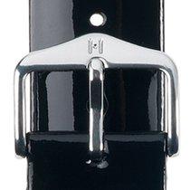 Hirsch Uhrenarmband Diva schwarz M 01536150-2-20 20mm