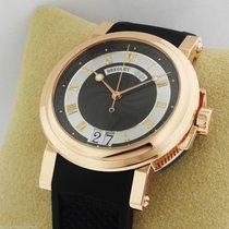 Breguet 5817br Marine Automatic Big Date 18kt Rose Gold...