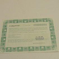 Rolex Warranty Certificate Ref: 67194