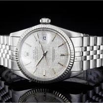Rolex Datejust (36mm) Ref.: 16014 mit silbernem Zifferblatt,...