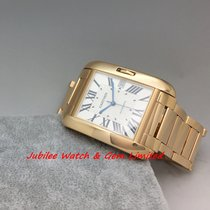 Cartier W5310002 Tank Anglaise Rose Gold Automatic
