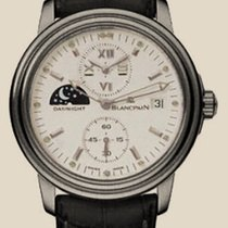 Blancpain Léman Double Time Zone - GMT 38mm