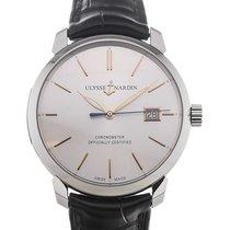 Ulysse Nardin Classico 40 Date Chronometer