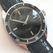 Omega Lady Omega Seamaster 120 Vintage Diver Automatik...