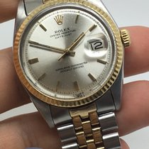 Rolex Oyster Perpetual Date Just gold and steel