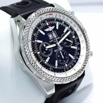 Breitling For Bentley 6.75 A44362 49mm Chronograph Auto Watch...