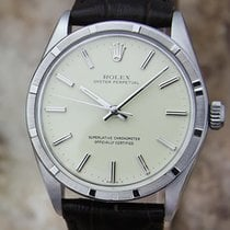 Rolex Swiss Automatic Mens 1007 Oyster Perpetual 1963 Stainles...