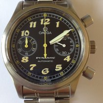 Omega Dynamic Automatic Chronograph Serviced Complete Set