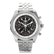 Breitling For Bentley Stainless Steel Mens Watch AB061112/BD80...