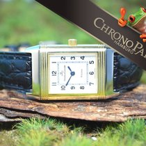 Jaeger-LeCoultre Reverso Lady Damenuhr in 18k Gold / Stahl,...