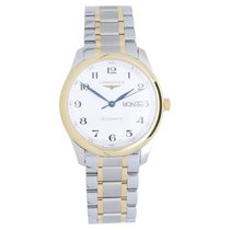 Longines Master Collection Day Date – Men's wristwatch – 2015