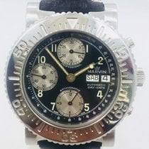 Marvin Bathygraphe Automatic Diver Chronograph c.1980