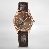 Zenith CAPTAIN: ULTRA THIN LADY MOONPHASE 33 MM