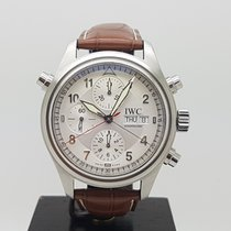 IWC Flieger Doppelchronograph Split-Second Rattrapante Chrono