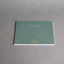 Rolex Sky-Dweller Booklet
