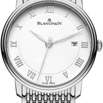 Blancpain Villeret Ultra Slim Automatic 40mm 6651-1127-mmb
