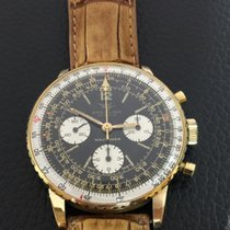Breitling Navitimer 806 18k yellow gold Gilt  Dial