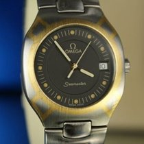 歐米茄 (Omega) Seamaster Polaris - men's wristwatch - 1980s...