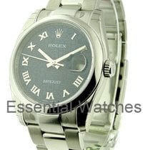 勞力士 (Rolex) Unworn 116200 Mens DATEJUST with Oyster Bracelet -...