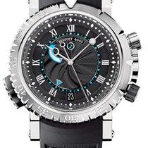 Breguet Brequet Marine 5847 18K White Gold Men's Watch