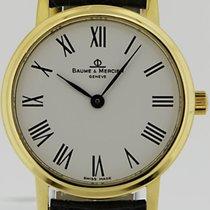 Baume & Mercier Classima 18k. Gelbgold
