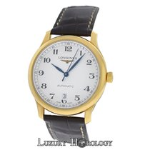 Longines Master Collection L26286783 Automatic 18K Gold