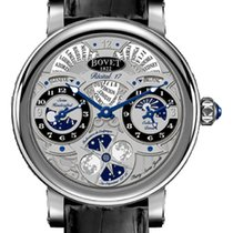 Bovet Recital 17 Virtuoso II 18K White Gold Men's Watch