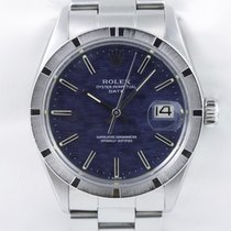 Rolex Oyster Perpetual Date Datum Chronometer Stahl Oysterband