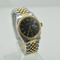 Rolex - Oyster Perpetual Datejust Gold/Steel - Ref. 16013 -...