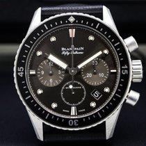 Blancpain 5200-1110-B52A Fifty Fathoms Bathyscaphe Flyback...