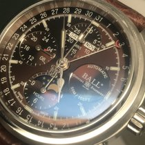 Ball Trainmaster Moonlight Special Limited Edition Chronograph...