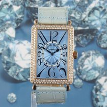 Franck Muller Long Island Diamond