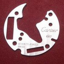 Cartier 687-1 E-Blockabdeckung für Kalbier 687