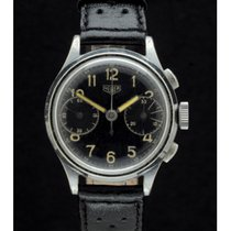호이어 (Heuer) Heuer 22/23 Original Chrono Military - ca. 1940- AAW